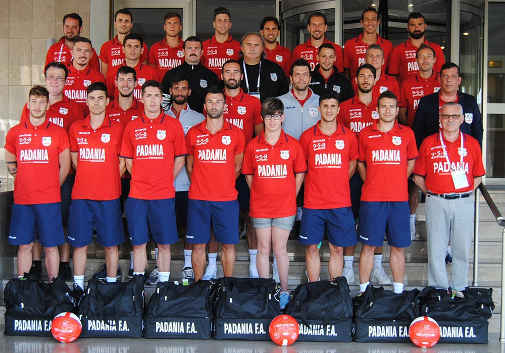Padania Set Their Sights on Gold at WFC 2018