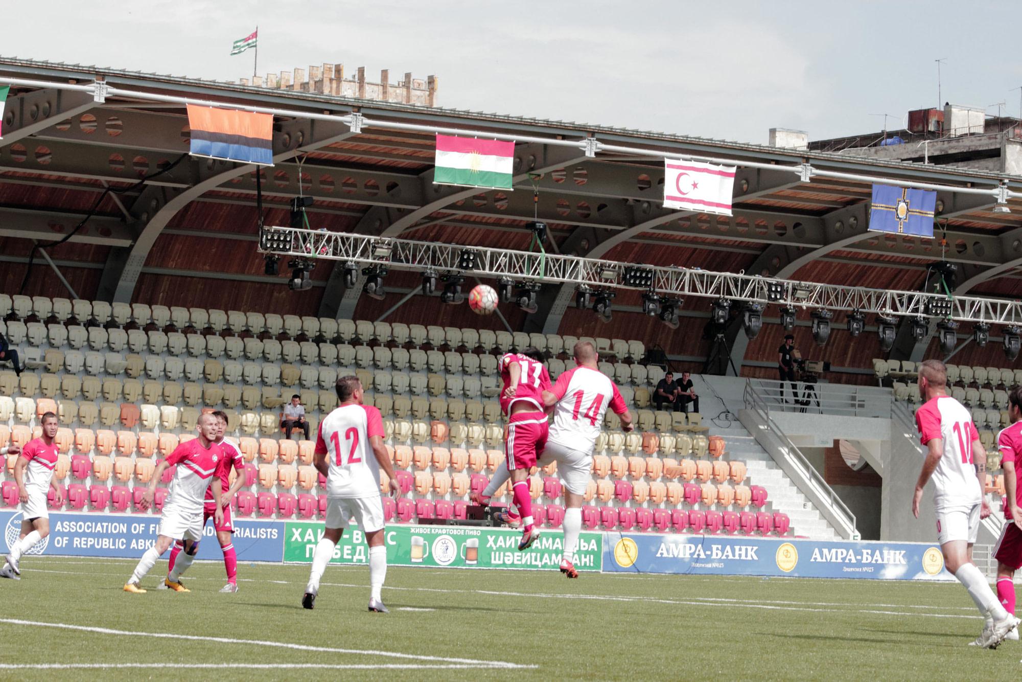 #Abkhazia2016 Match Summaries – Day 4