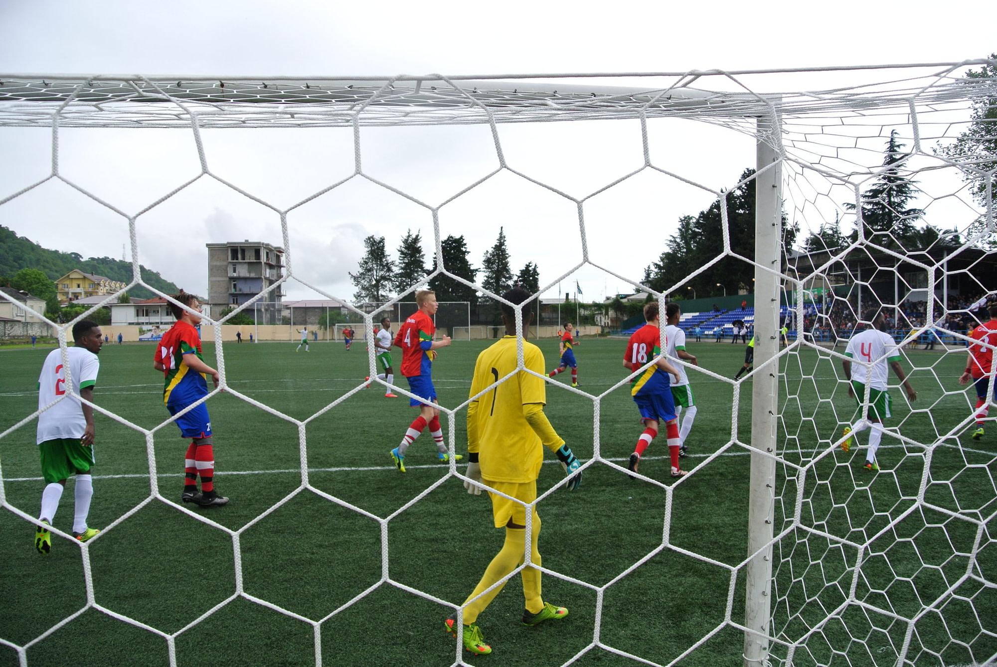#Abkhazia2016 Match Summaries – Day 1