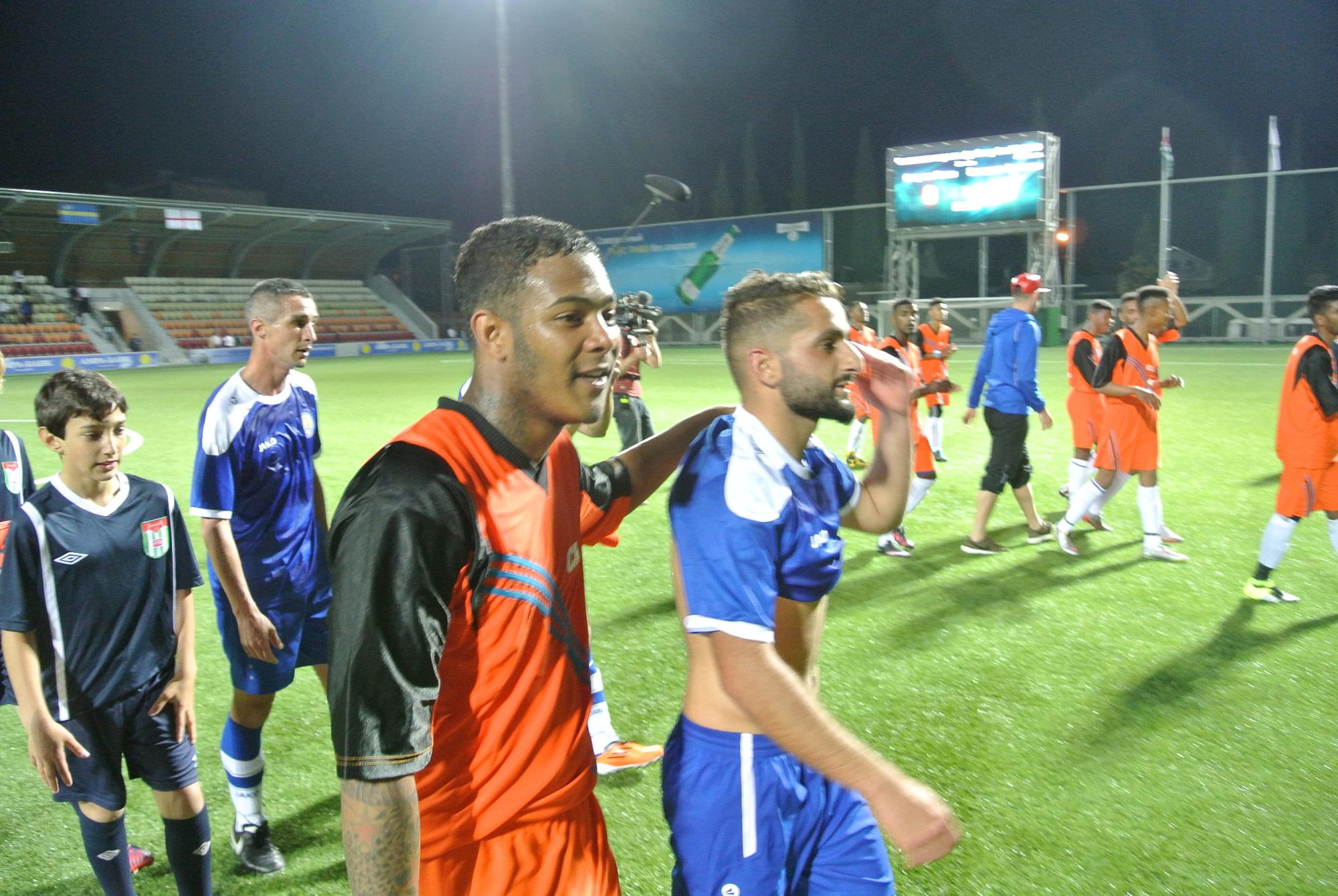 #Abkhazia2016 Match Summaries – Day 2