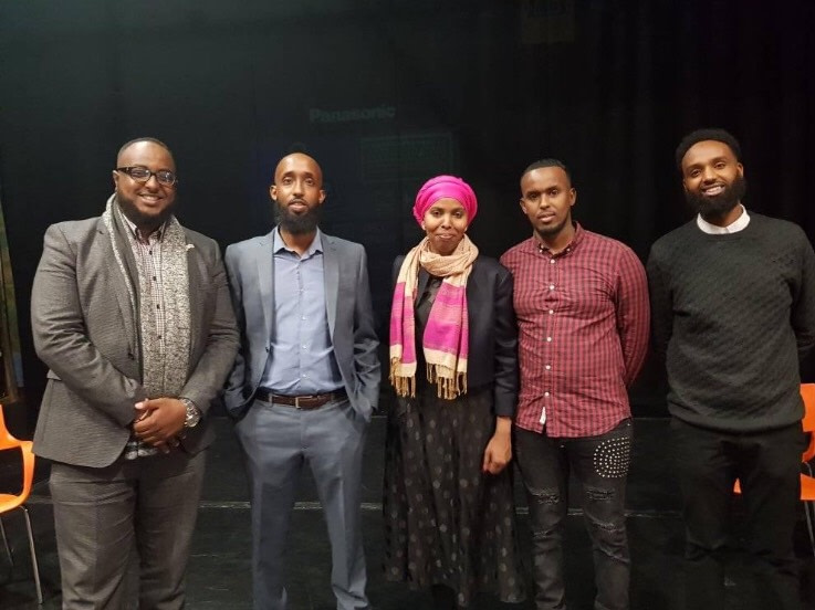 Somaliland launch the 2020 CONIFA World Football Cup to the community in style