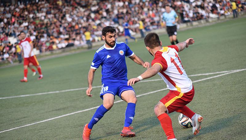 Western Armenia 0-1 South Ossetia