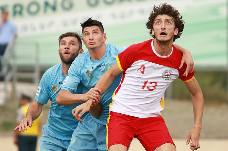 South Ossetia 2 – 2 Szekely Land