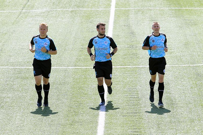CONIFA Sportsbet.io European Football Cup 2019 match officials: Sunday 9 June