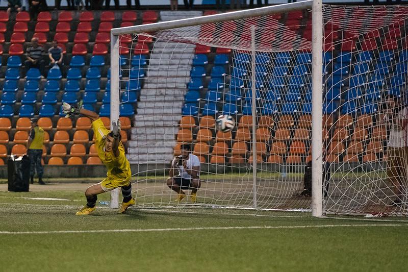 Abkhazia 0 – 0 Chameria (Abkhazia 5-4 on penalties)