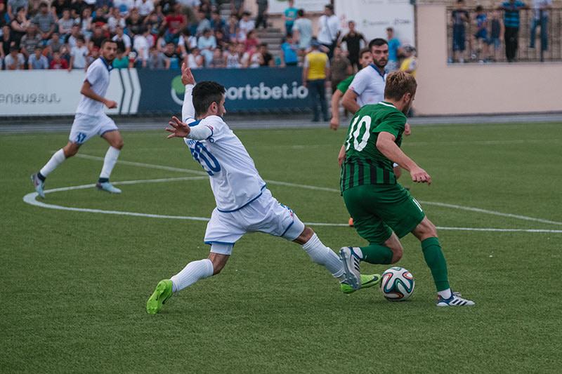 Artsakh 1-1 Abkhazia