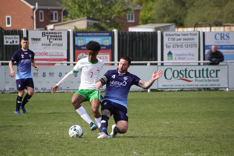 Yorkshire v Somaliland: 8 goals and 2 penalties made for an exciting start to the Vikings' summer season