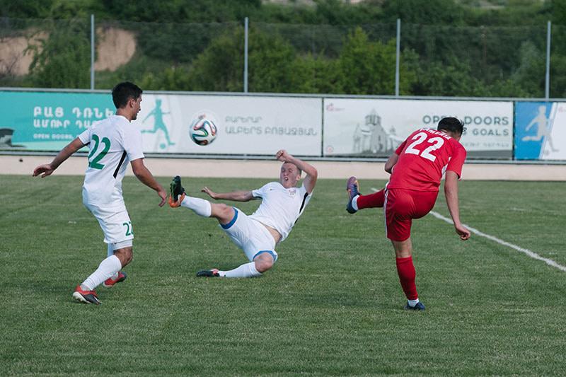 Abkhazia 3-1 Chameria