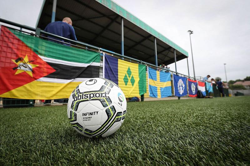 CONIFA Sportsbet.io European Football Cup 2019 match officials: Sunday 2 June 2019