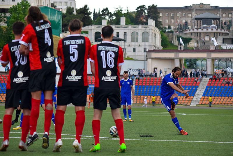 Padania 1-1 Western Armenia