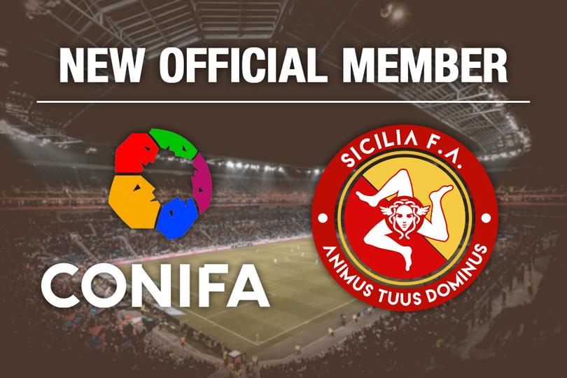 Sicilia FA – our newest member