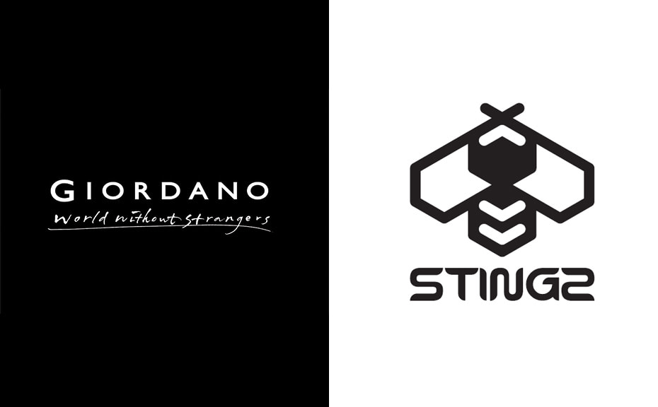 Giordano and Stingz announced as partners of the 2018 Paddy Power World Football Cup