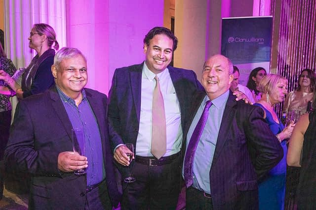 HealthLink celebrated its 25th Anniversary last Friday With Friends and Family.