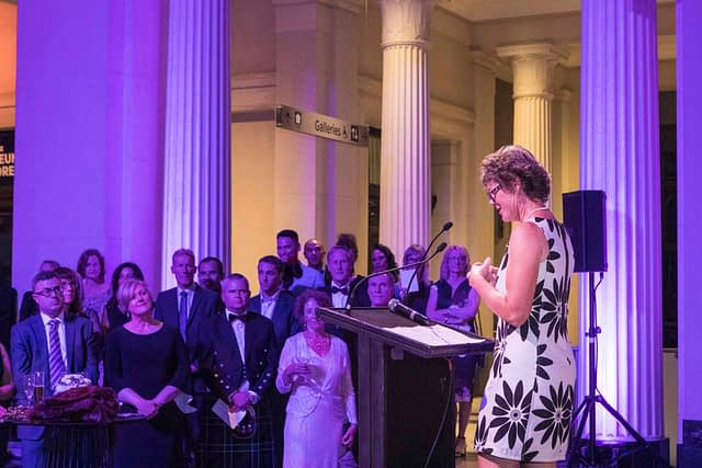 HealthLink celebrated its 25th Anniversary last Friday at the Auckland War Memorial Museum