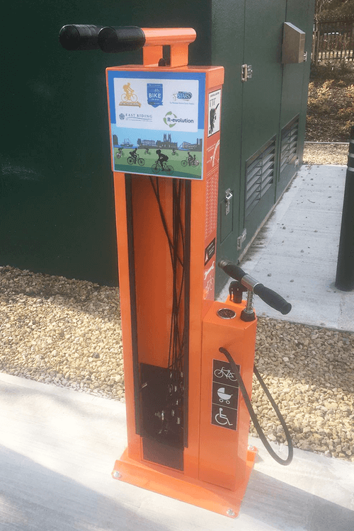 Bike Maintenance Stand From Turvec