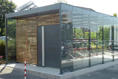 Bespoke Solutions for Cycle Hubs Turvec