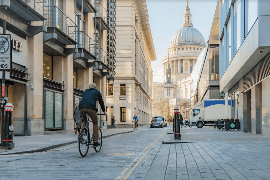London Plan Cycle Parking – Changes To The Cycling Design Standards