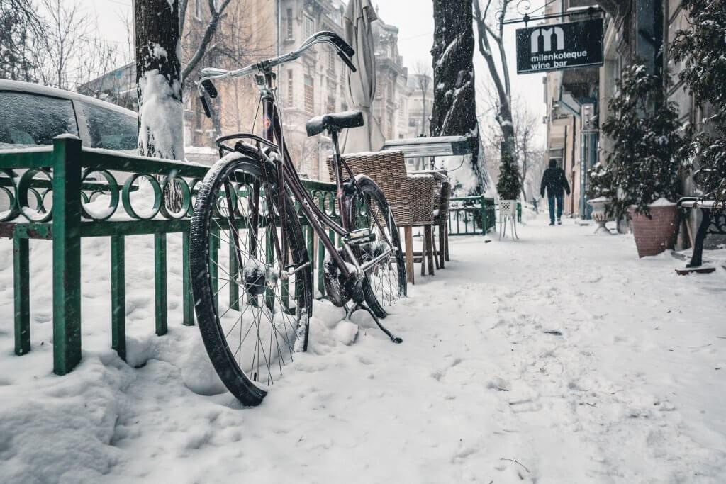 Cycling in Winter: Top Tips for Busy Commuters
