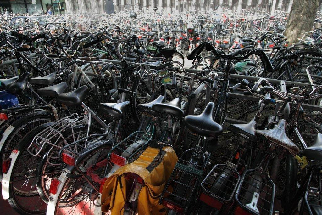 Where Will Londoners Park Their New E-Bikes?