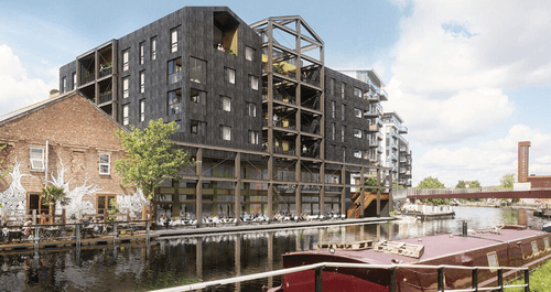Carpenters Wharf Two-Tiers