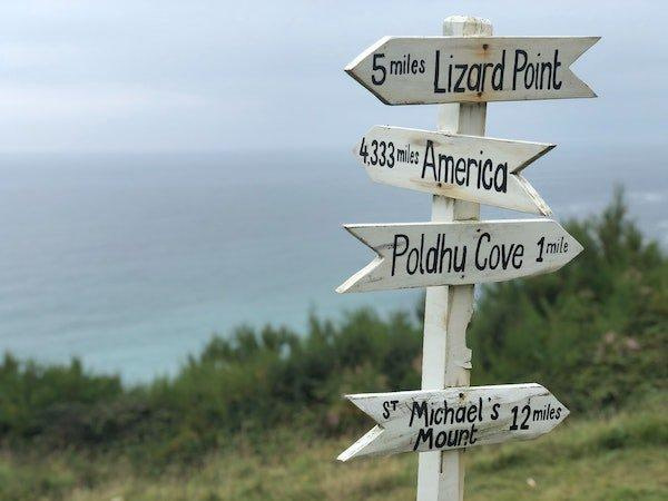 5 Of The Best Cornwall Cycling Routes