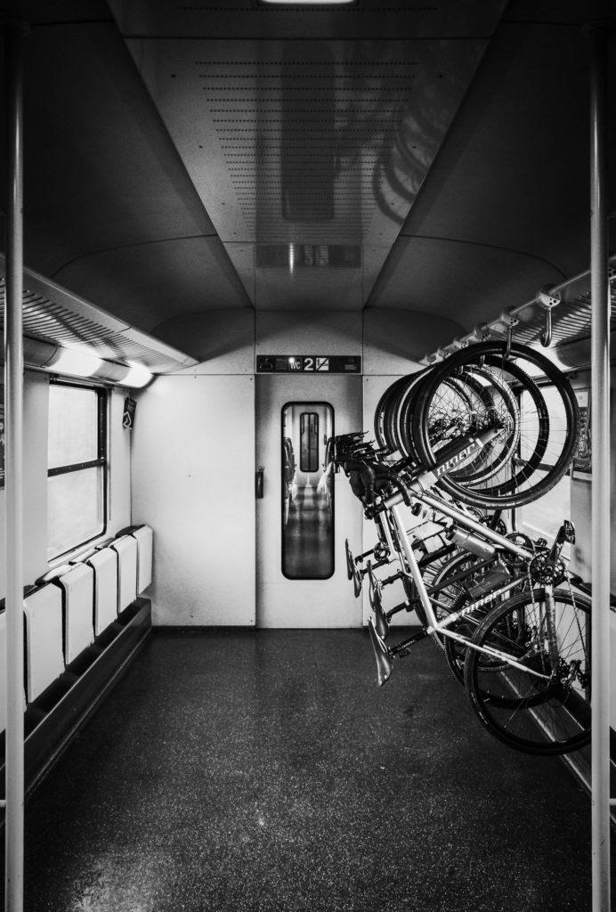 What are the Rules When it Comes to Taking Bikes on Trains?