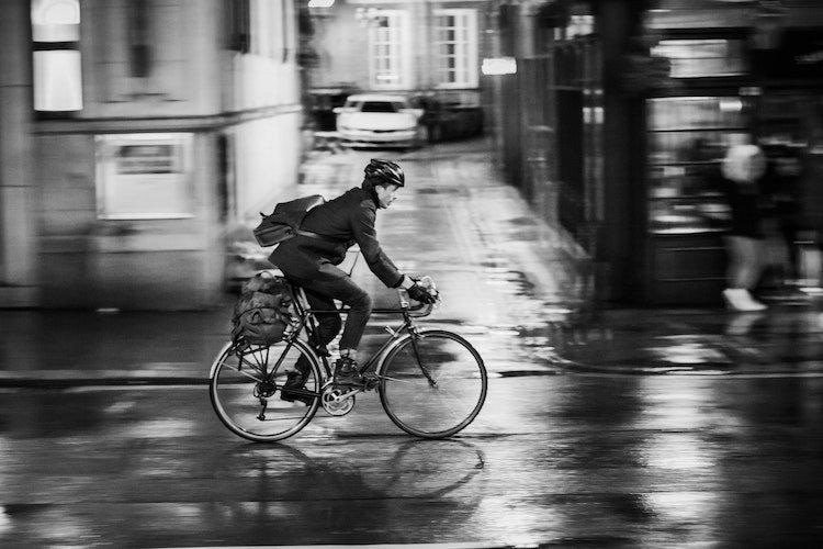 How To Keep Cycling To Work In The Rain