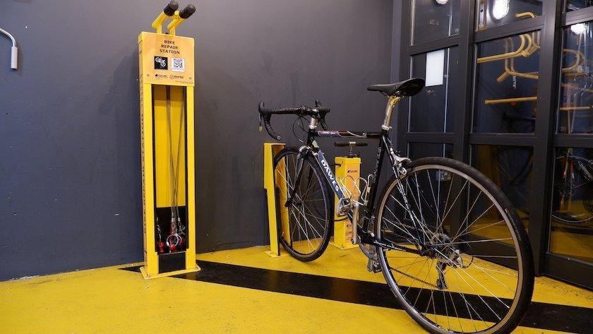 Bike Repair Station Maintenance Guide