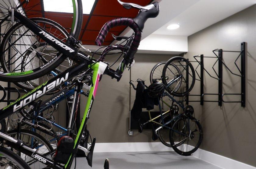 Guide To Vertical Bike Storage