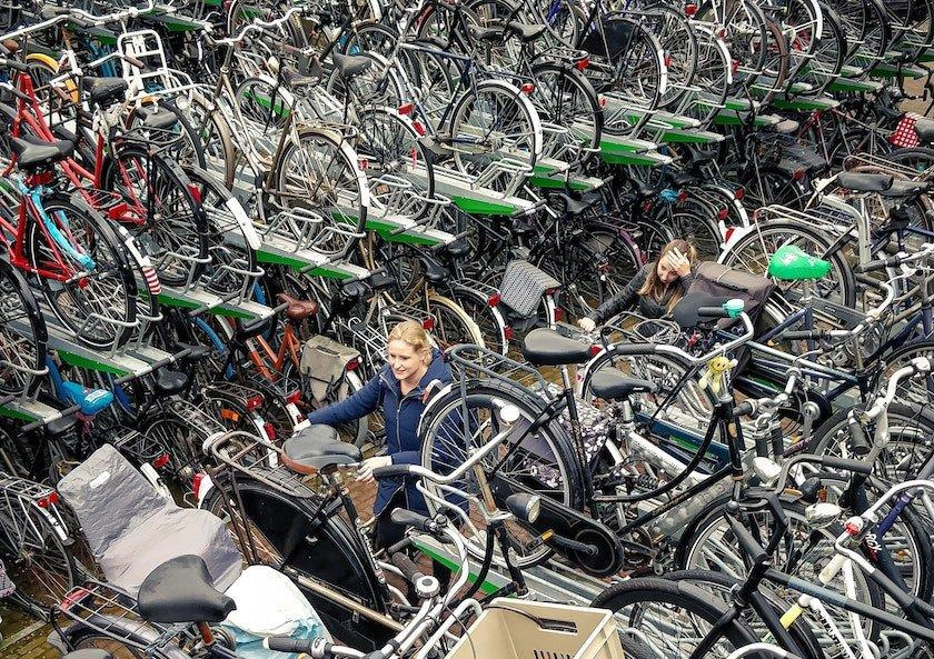 Bicycle Association Publish New UK Cycle Parking Standards