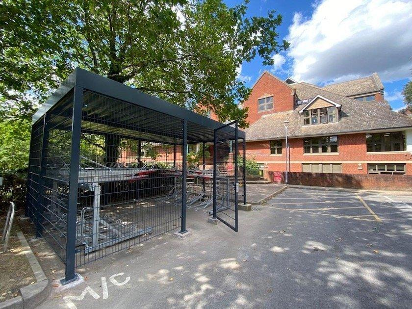What Is A Cubic Cycle Shelter?