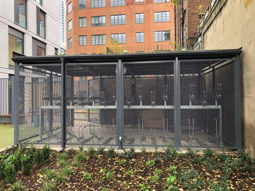 Cycle Parking In Build-to-Rent Developments