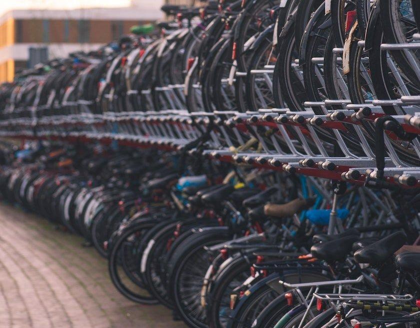 Turvec Guide To International Cycle Parking Standards