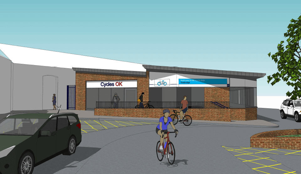 Southeastern Cycle Hubs Secured