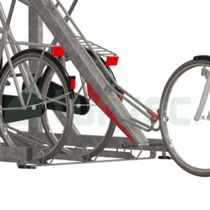 Fast Loading Bike Rack image
