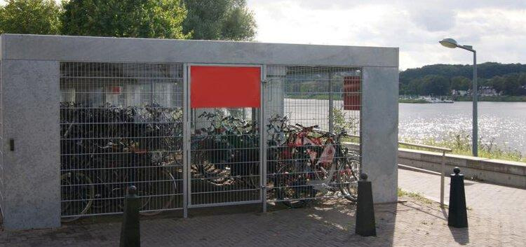 Cycle Shelter Turvec image