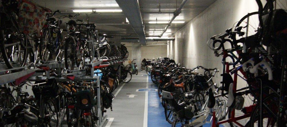 Bike Room Parking