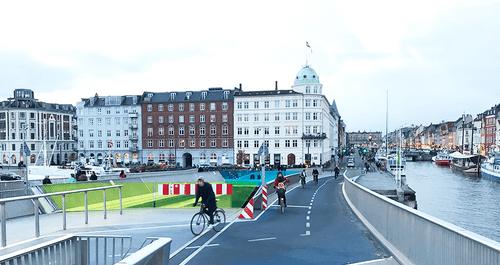 Cycling Copenhagen image