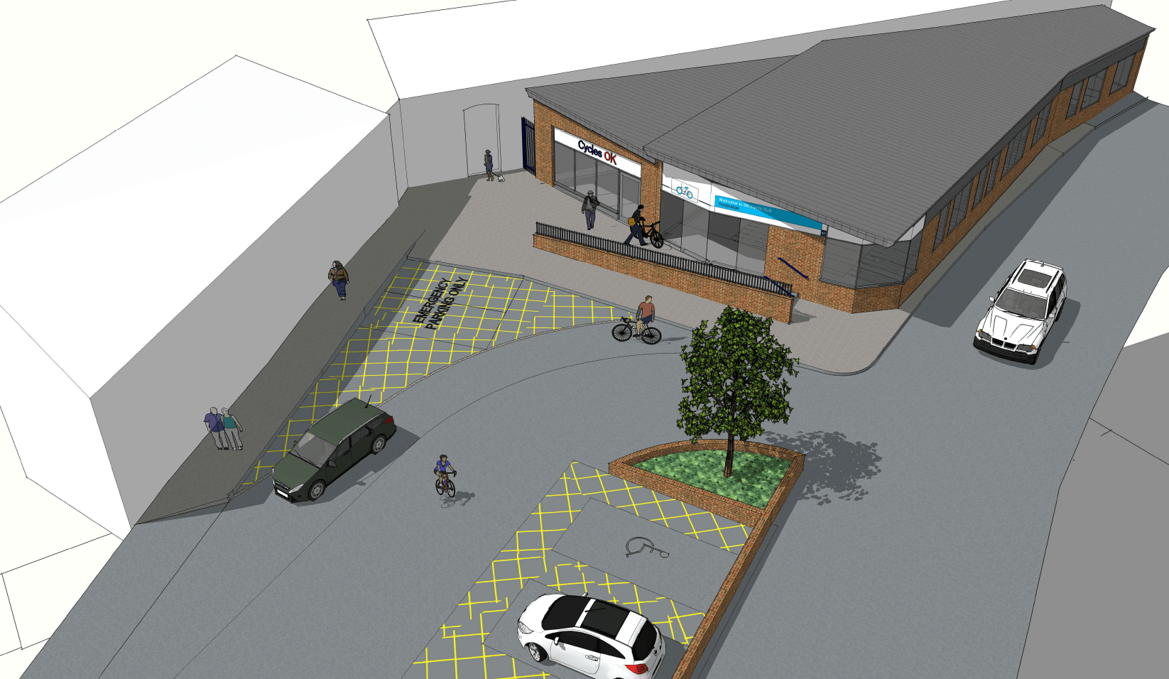 Southeastern Cycle Hubs Secured image
