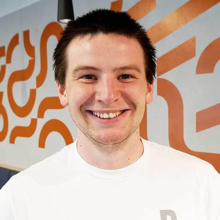 Liam Turvec - Team Member image