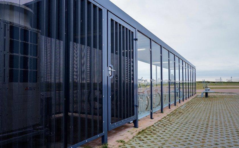 Secure Cycle Hub