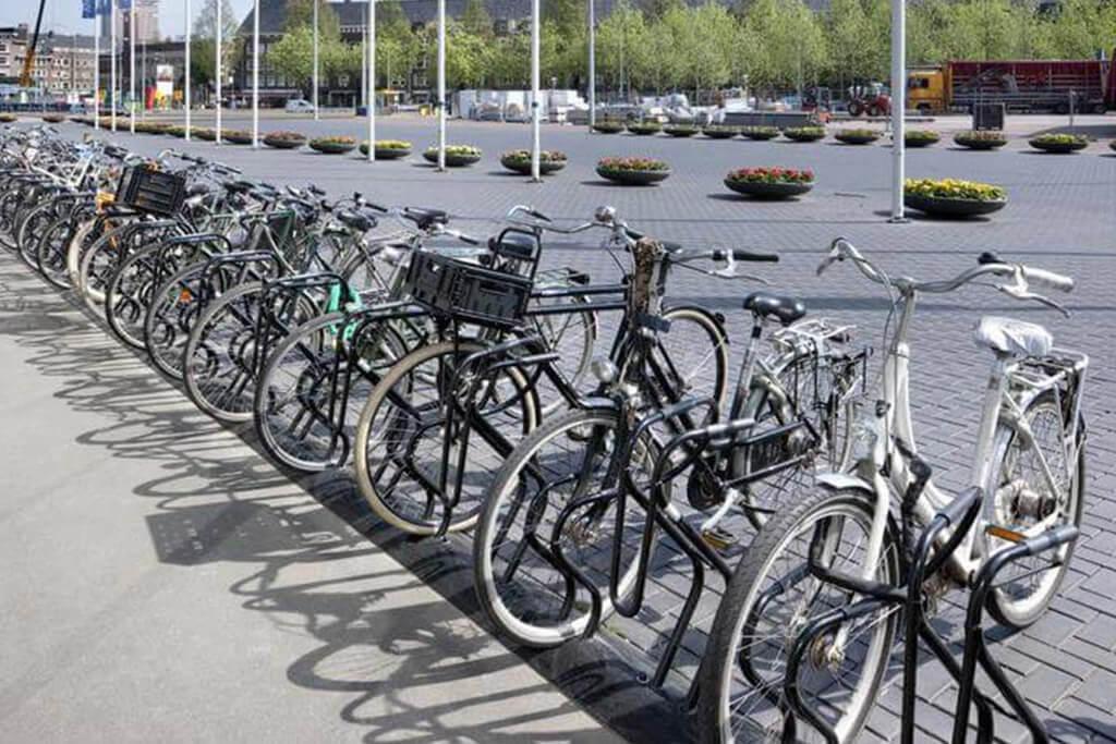 Bike racks product category image