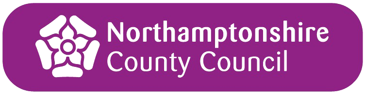 Northamptonshire County Council logo