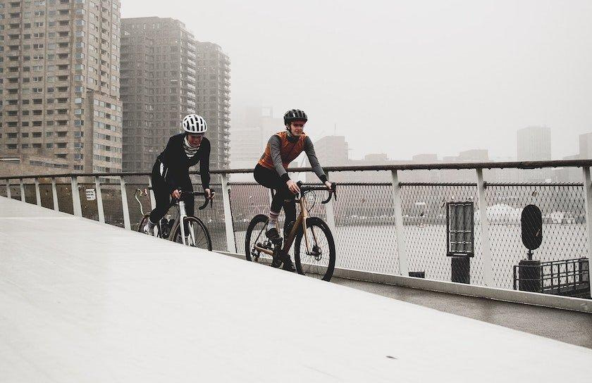 how to build cycling confidence