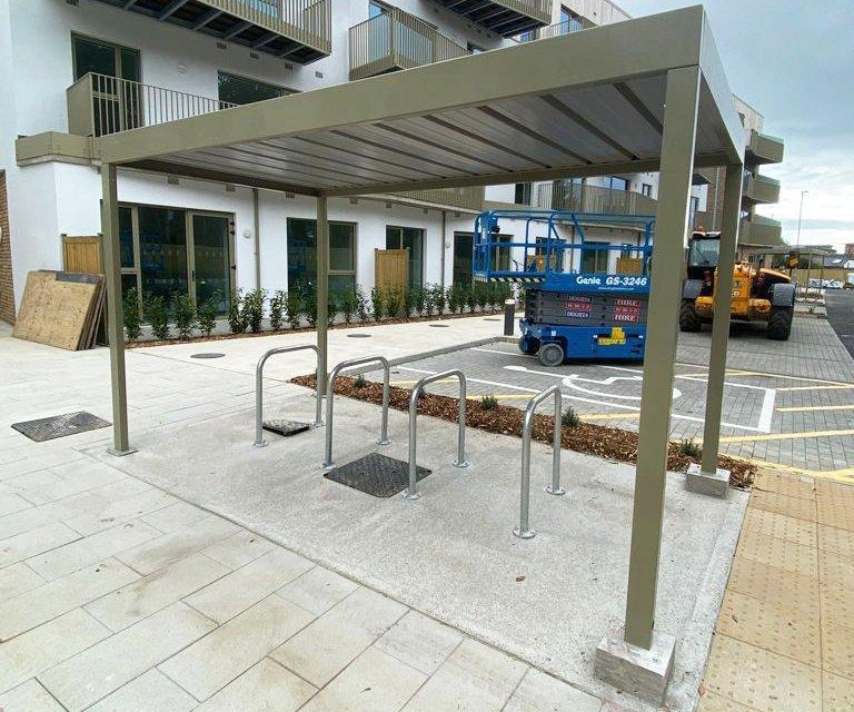 Turvec_Sheffield_Stand_Bike_Shelter